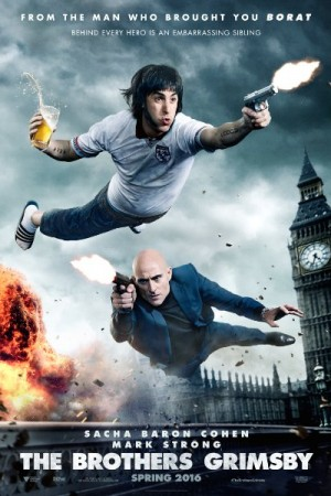 Watch The Brothers Grimsby Online