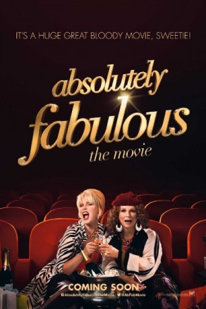 Watch Absolutely Fabulous: The Movie Online