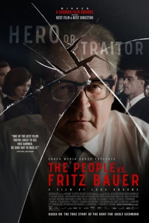 Watch The People vs. Fritz Bauer Online