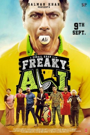 Watch Freaky Ali Online
