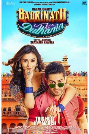 Watch Badrinath Ki Dulhania Online