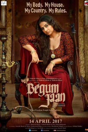 Watch Begum Jaan Online