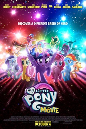 Watch My Little Pony The Movie Online