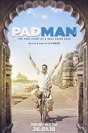 Watch Padman Online