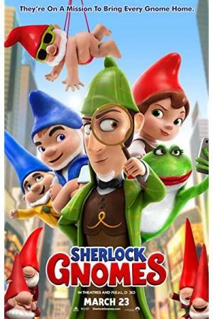 Watch Sherlock Gnomes Online