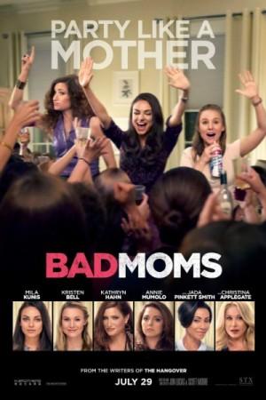 Watch Bad Moms Online