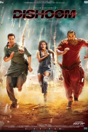 Watch Dishoom Online