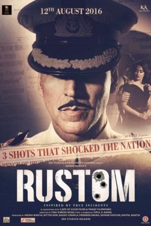 Watch Rustom Online