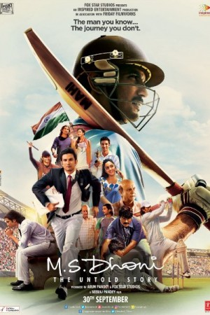 Watch M.S. Dhoni: The Untold Story Online