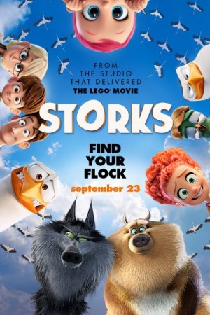 Watch Storks Online