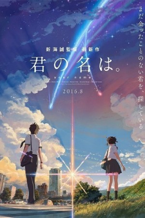 Watch Your Name – Kimi no na wa. Online