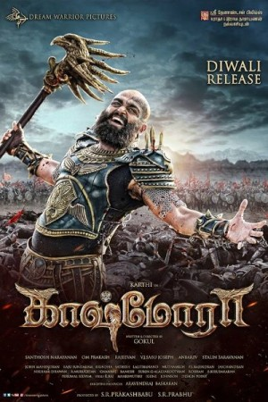 Watch Kaashmora Online