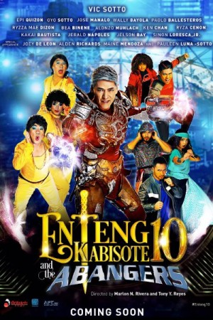 Watch Enteng Kabisote 10 and The Abangers Online