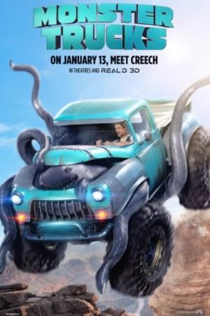 Watch Monster Trucks Online
