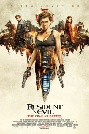 Watch Resident Evil: The Final Chapter Online