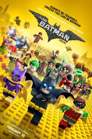 Watch The LEGO Batman Movie Online