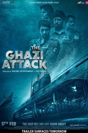 Watch The Ghazi Attack Online