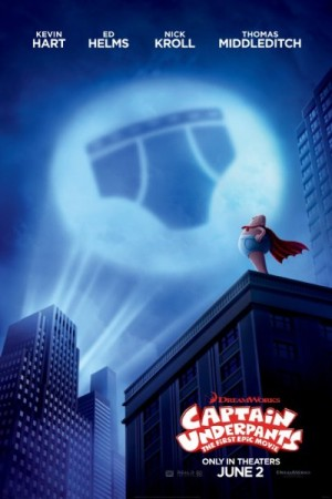 Watch Captain Underpants: The First Epic Movie Online