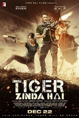 Watch Tiger Zinda Hai Online
