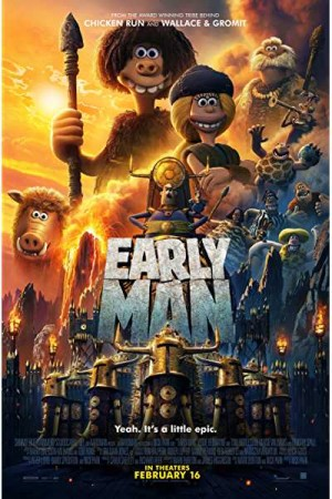 Watch Early Man Online