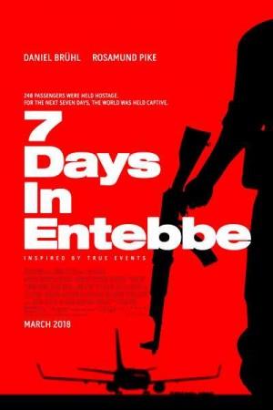 Watch 7 Days in Entebbe Online