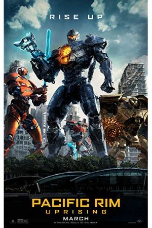 Watch Pacific Rim Uprising Online