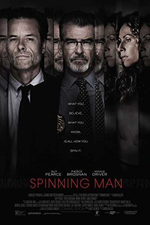 Watch Spinning Man Online