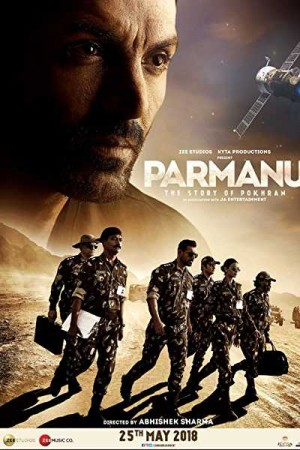 Watch Parmanu: The Story of Pokhran Online
