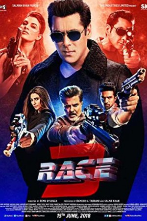 Watch Race 3 Online