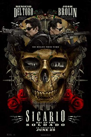 Watch Sicario: Day of the Soldado Online