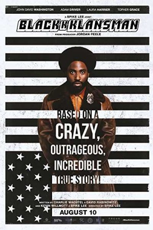 Watch BlacKkKlansman Online