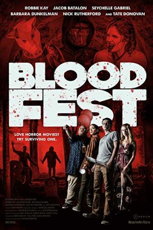Watch Blood Fest Online