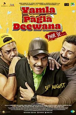 Watch Yamla Pagla Deewana Phir Se Online
