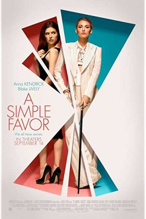 Watch A Simple Favor Online