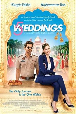 Watch 5 Weddings Online