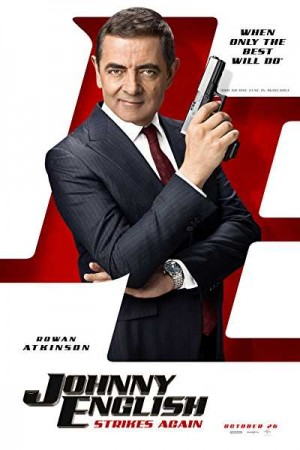 Watch Johnny English Strikes Again Online