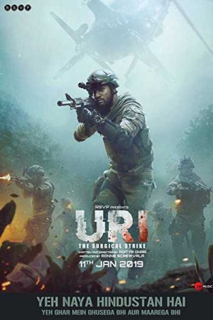 Watch Uri: The Surgical Strike Online