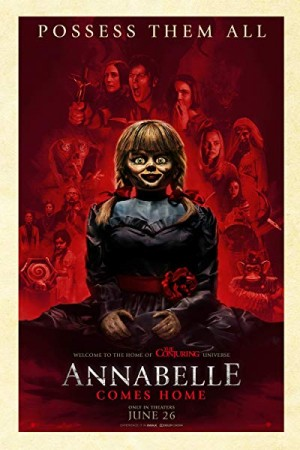 Watch Annabelle Comes Home Online