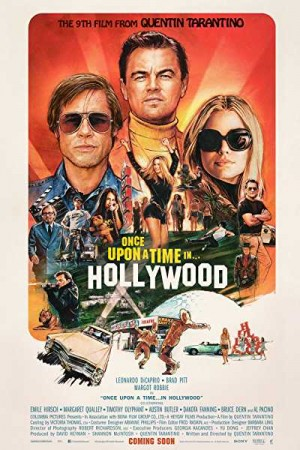 Watch Once Upon a Time … in Hollywood Online