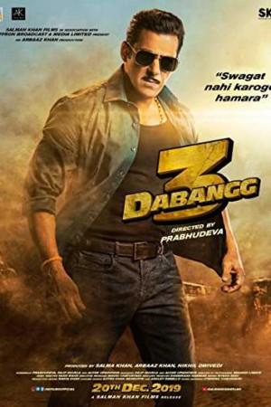 Watch Dabangg 3 Online