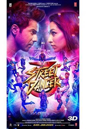 Watch Street Dancer 3D Online