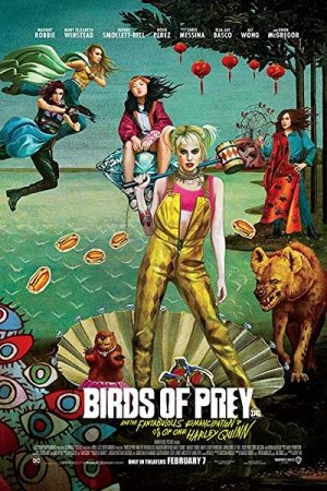 Watch Birds of Prey Online