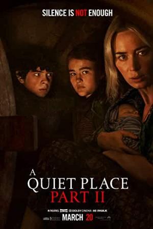 Watch A Quiet Place Part 2 Online