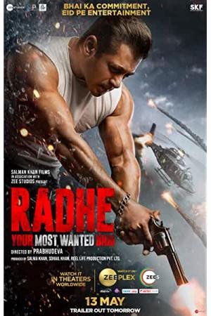 Watch Radhe Online