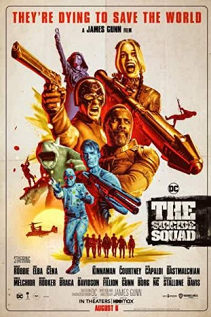 Watch The Suicide Squad Online