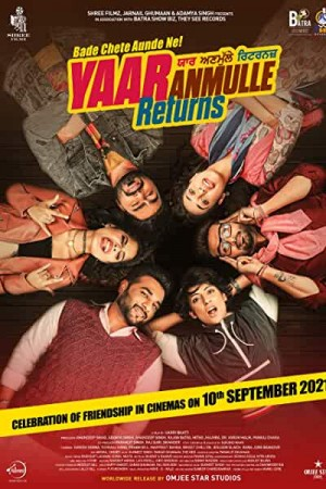 Watch Yaar Anmulle Returns Online